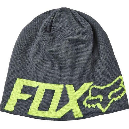 Fox  czapka męska hailstone beanie uni szary
