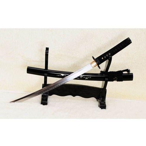Miecz samurajski wakizashi maru do treningu, stal wysokowęglowa 1095, hartowana glinką, r839 marki Kuźnia mieczy samurajskich