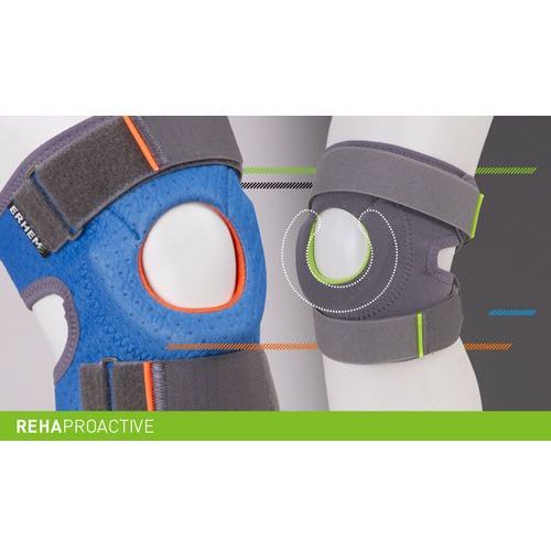 Orteza rzepki stabilizująca sport REHAproactive Stabilizator, staw kolanowy, rzepka, REHAproactive, ERH 35/R/1 sport - sprawdź w wybranym sklepie