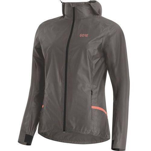 Gore wear r7 gore-tex shakedry kurtka do biegania kobiety szary 36 2018 kurtki do biegania (4017912029902)