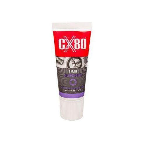 Smar silikonowy marki Cx-80