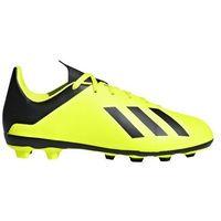 Buty do piłki nożnej korki x 18.4 fxg j db2420 marki Adidas
