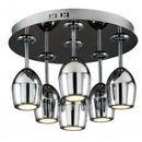 Spotlight plafon/lampa sufitowa MERLOT chrom 1194668