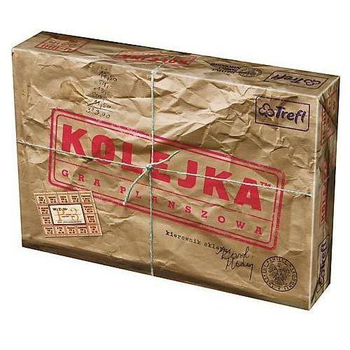 Trefl Kolejka, 01228. Najniższe ceny, najlepsze promocje w sklepach, opinie.