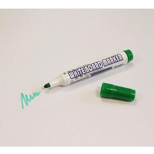 Zielony marker suchościeralny do planerów i białych tablic marki Granit
