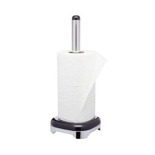 Kitchen craft - stojak na ręczniki papierowe lovello - czarny (5028250793430)