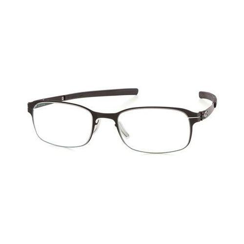 Ic! berlin Okulary korekcyjne m1275 133 am dachsbau black
