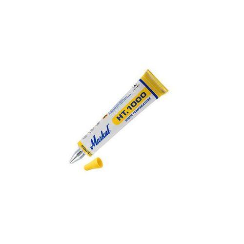 Markal laco Markal ht1000 marker 6mm high temp >1000°c żółty (3660447206624)