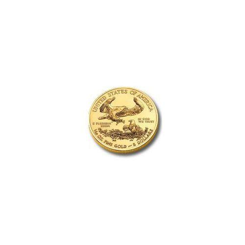 1/10 uncji Amerykański Złoty Orzeł - Złota Moneta Rocznik 2016 (American Gold Eagle)