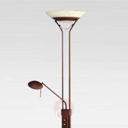 Trio 4344 lampa stojąca Rudy, 1-punktowy - Dworek - Obszar wewnętrzny - 4344 - Czas dostawy: od 4-8 dni roboczych (4017807053364)