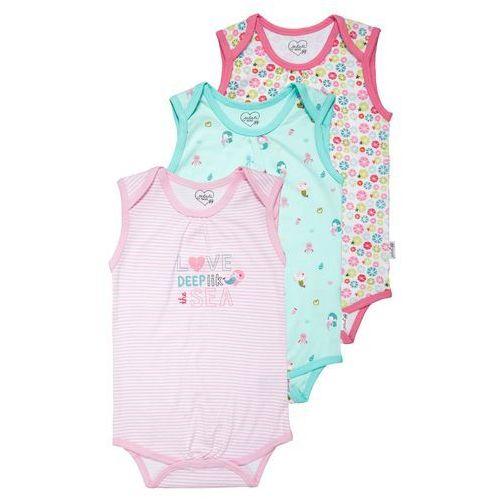 Gelati Kidswear MERMAID 3 PACK Body multicolor