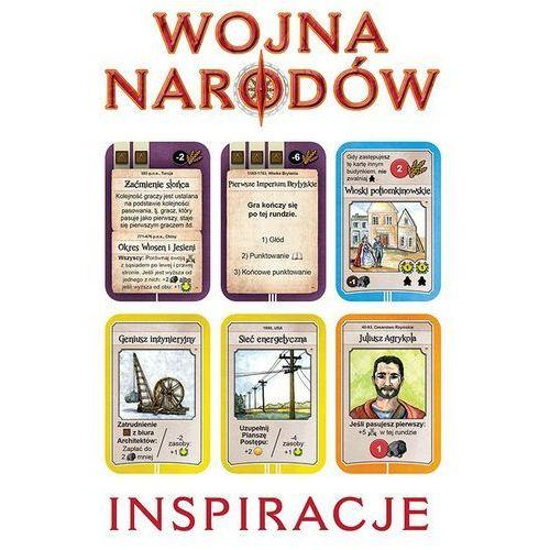 Wojna Narodów: Inspiracje