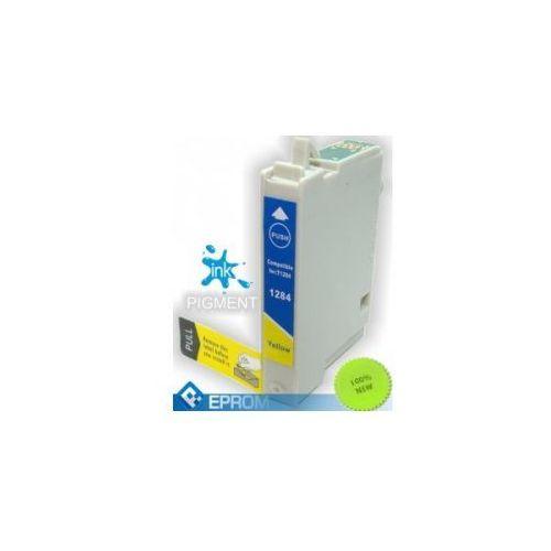 Eprom 1 x tusz do epson 125 (t1284) sx yellow 11ml , kategoria: tusze