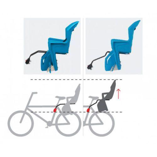 """Polisport Fotelik rowerowy koolah ff specjal kremowo-zielony rama 29"""" lub niska (2010000569696)"""