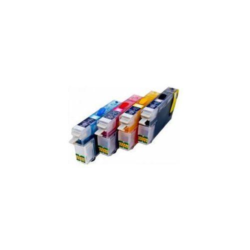 Wieczne nano-Kartridże do Epson Expression Home T1801-04 - komplet