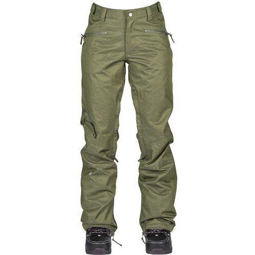 spodnie NIKITA - White Pine Pant Fatigue (FAT) rozmiar: S