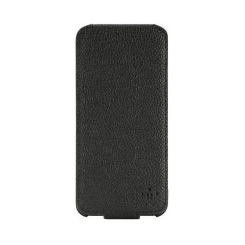 Pokrowiec BELKIN Cover/Flip No Pocket iPhone 5 Czarny z kategorii Futerały i pokrowce do telefonów
