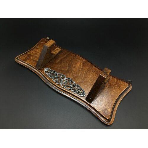 Zawieszka drewniana na pistolet lub sztylet wpppc marki Włochy