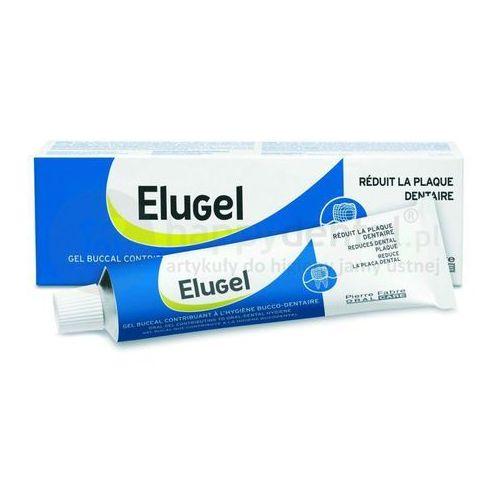 Pierre fabre Elugel żel stomatologiczny antyseptyczny z chlorheksydyną 0,20% - 40ml