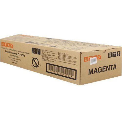 toner magenta clp 3526, 4452610014 marki Utax