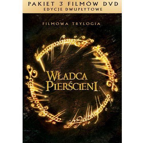 Galapagos Władca pierścieni: filmowa trylogia. opakowanie viva (dvd) - peter jackson. darmowa dostawa do kiosku ruchu od 24,99zł
