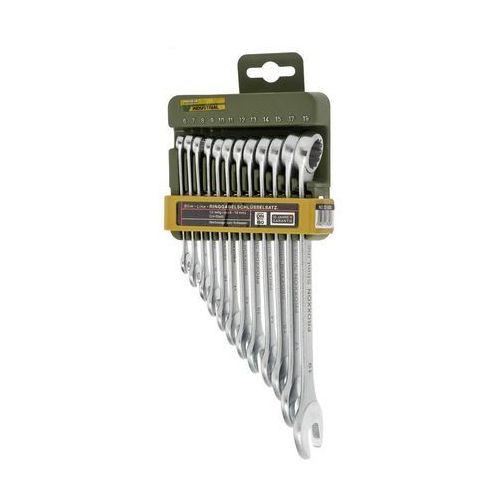 Proxxon Zestaw kluczy oczkowo-płaskich 6 - 19 mm prk23820 12 szt. (4006274238206)