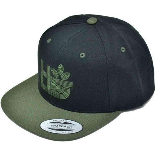 czapka z daszkiem HABITAT - Ellipse Black (CERNA) rozmiar: OS