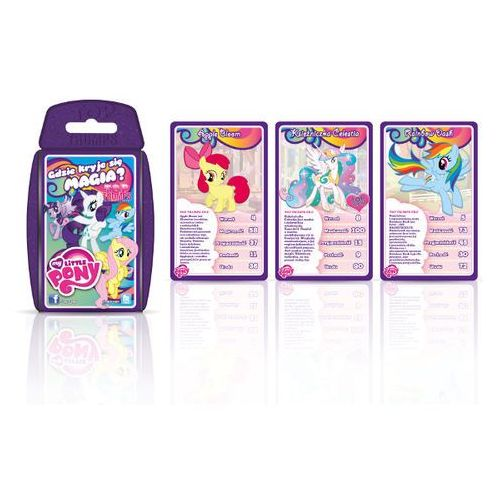TOP TRUMPS Gra karciana MLP (5036905024808)