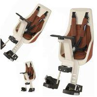 Fotelik dla dziecka BOBIKE MINI PLUS EXCLUSIVE przedni, cinnamon brown / kremowo brązowy, kolor brązowy