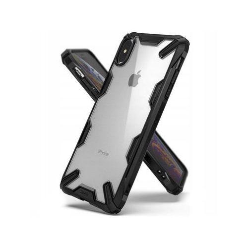 Rearth Etui ringke fusion x do apple iphone xs black