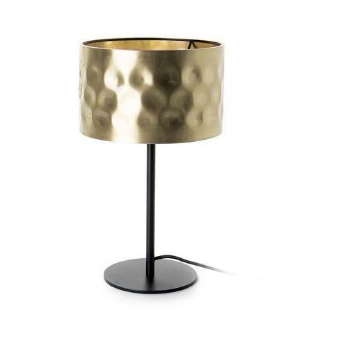 Lampa stołowa forge tl-16036-gd+bk - - zapytaj o kupon rabatowy marki Zuma line