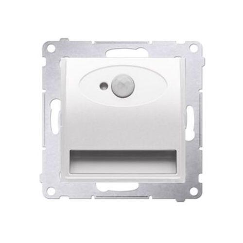 Kontakt-simon Oprawa oświetleniowa simon 54 dosc.01/11 schodowa led 230v z czujnikiem ruchu biała