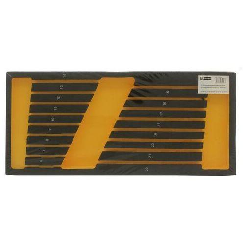 Wyposazenie warsztatow pusty modul piankowy do wozka na klucze plaskie 17 sztuk szt marki Starline