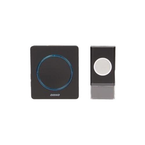 Orno Dzwonek bezprzewodowy opera dc, bateryjny, learning system, 48 dźwięków, 100m