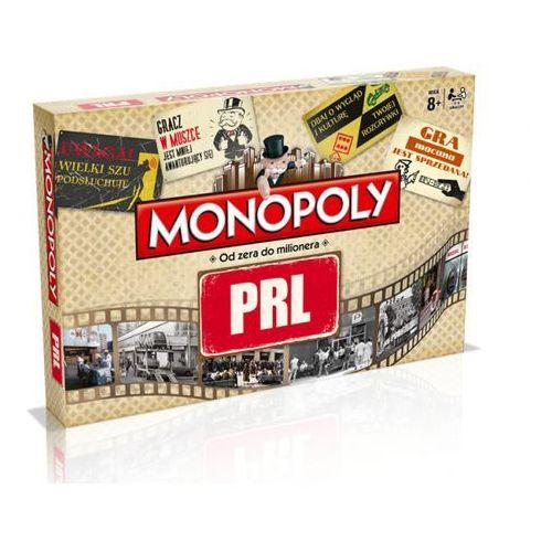 Familijna Hasbro Gra Monopoly PRL 27571