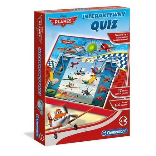 Planes Interaktywny quiz