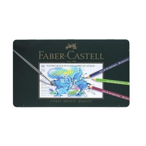 Kredki akwarelowe 60kol A. Durer Faber Castell opakowanie metalowe