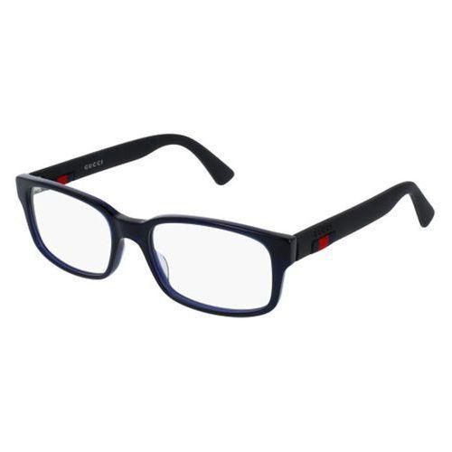 Gucci Okulary korekcyjne gg0012o 004