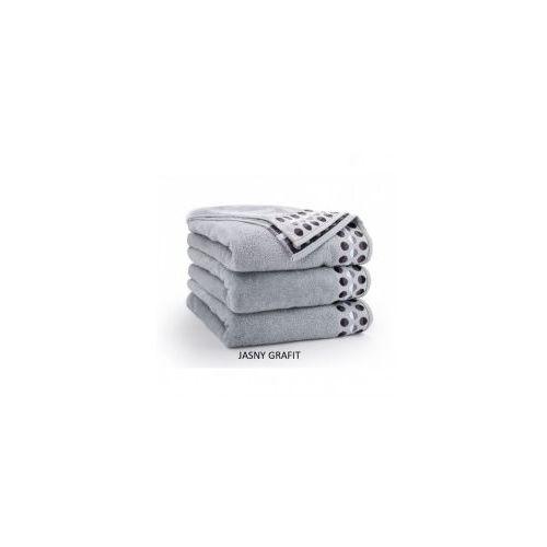 Ręcznik Bawełniany ZWOLTEX ZEN 50x90 Jasny Grafit (5906378411620)