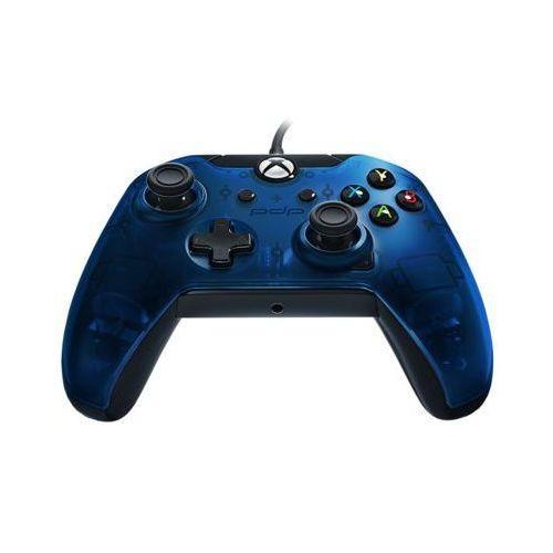 Kontroler midnight blue do xbox one/pc marki Pdp