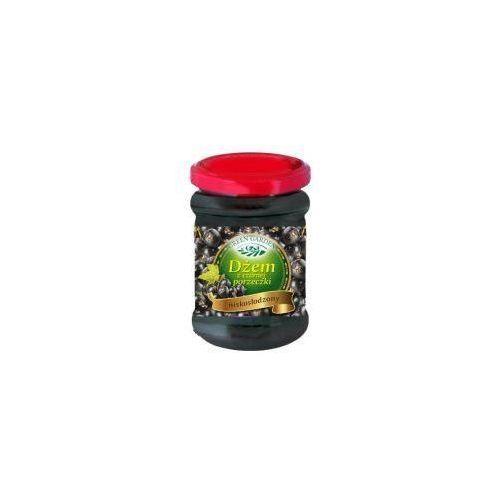 Dżem z czarnej porzeczki niskosłodzony Green Garden 280 g z kategorii Dżemy i konfitury