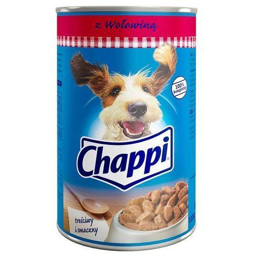 Chappi wołowina i drób 1.2 kg x12 - darmowa dostawa od 95 zł!