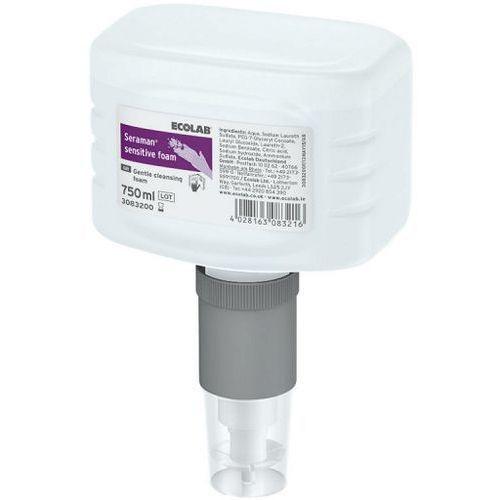 Płyn do mycia rąk Ecolab Seraman® Sensitive Foam 0,75 litra, 3083180