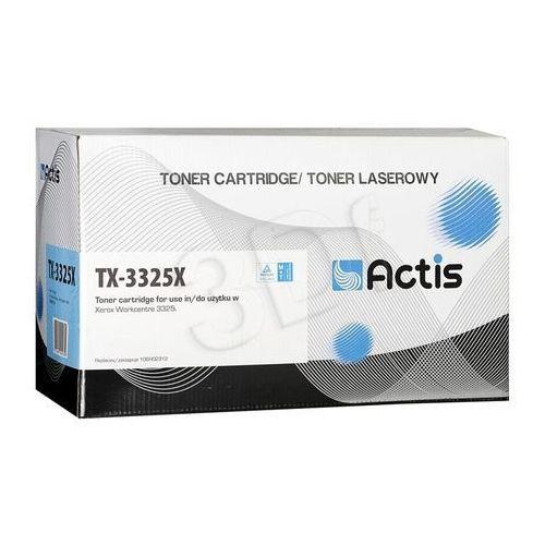 Actis Toner TX-3325X / 106R02312 (black) Darmowy odbiór w 21 miastach!