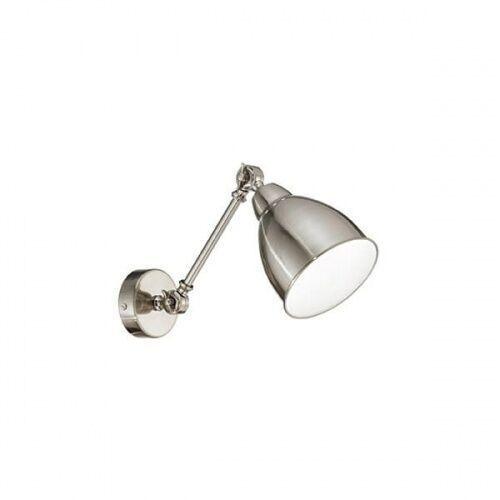 Rabat 25 % lampa ideal-lux newton ap1 nikiel 16399 ---- wysyłka 48h --- marki Ideal lux