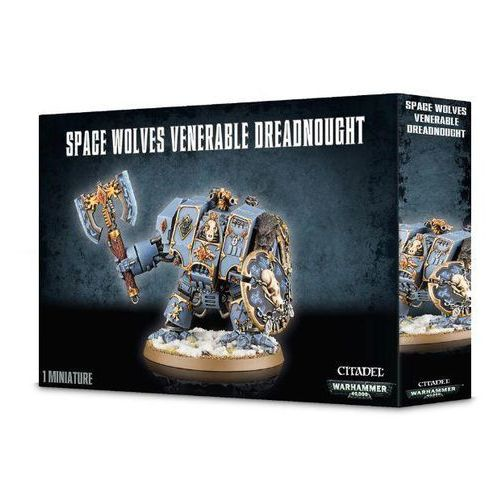 Gamesworkshop Space wolves venerable dreadnought (53-12)  99120101116 (5011921052455)