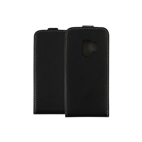 Samsung Galaxy S9 - etui na telefon Forcell Slim Flexi - czarny, ETSM671ELFXBLK000