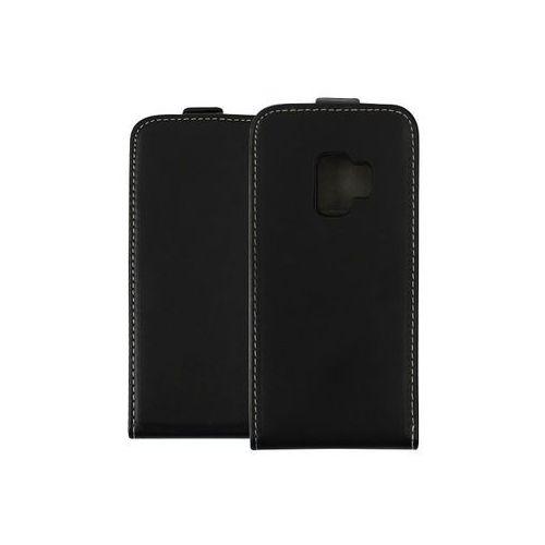 Samsung Galaxy S9 - etui na telefon Forcell Slim Flexi - czarny