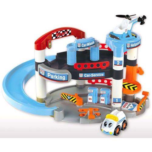 Klein  2908 garaż z parkingiem i samochód grający bosch (4009847029089)