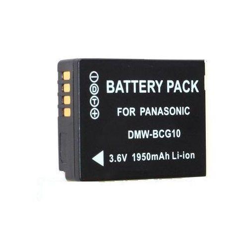 Powersmart Bateria panasonic dmw-bcg10 leica v-lux 20 30 40